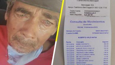 Photo of #Video Don Beto Fue Estafado Por Compañero De Trabajo, Pero Usuarios Lo Ayudan