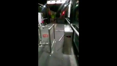 Photo of #CDMX Viralizan Video De Supuesto Fantasma En Metrobús