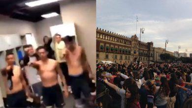 """Photo of Feministas Convocan A Presentar """"Un Violador En Tu Camino"""" En El Estadio Azteca"""