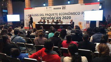 Photo of GPPT Realiza Foro Para Analizar El Paquete Económico Para Michoacán 2020