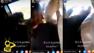 Photo of HDSPM! Pasa En México: Chava Avienta A Cachorro Desde Carro En Movimiento
