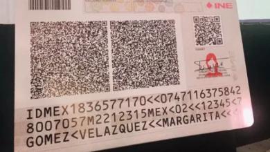Photo of Habemus Nueva Credencial INE; Será Infalsificable, Tendrá Código QR
