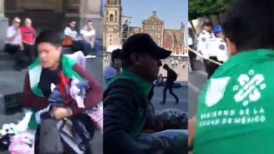 Photo of Funcionarios Del Gobierno DE CDMX Son Exhibidos Robando Mercancía De Artesanos