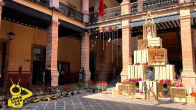 Photo of #Michoacán Austeridad Llega Al Congreso, No Hubo Desfile De Canastas Navideñas