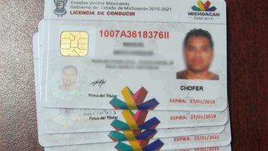 Photo of #Michoacán Aclaran: Licencia De Conducir 'De Por Vida' Debe Actualizarse Cada 5 Años