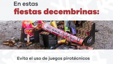 Photo of #Michoacán Piden Autoridades Ño Tronar Cuetes Para Festejar Navidad