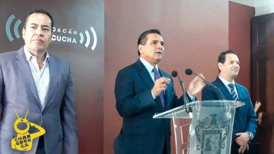 """Photo of #Michoacán """"Todos Los Gobernadores Quieren Dejar A Su Sucesor"""": Silvano"""