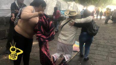 Photo of #Morelia Cientos De Peregrinos Demuestran Su Fe Por La Morenita En El Santuario A Guadalupe
