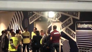 """Photo of #Video """"El Piojo"""" Herrera Se Pone Intenso Con Árbitros Y Les Reclama En Vestidores"""