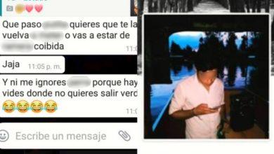 Photo of #EdoMex Vato Estudiante Amenaza Con Subir Video Íntimo De Chava