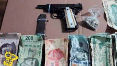 Photo of #Michoacán Polis Capturan A Hernán Por Robar A Casa De Cambio En Tzintzuntzan