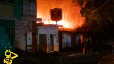 Photo of #Apatzingán Muere Abuelito Al Arder Vecindad En La Colonia Palmira