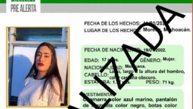 Photo of Localizan Con Bien En Tacámbaro A Adolescente Moreliana Desaparecida