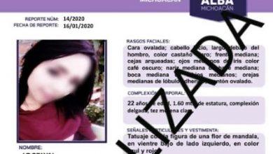Photo of #Morelia Localizan Con Bien A Jocelyn Guadalupe