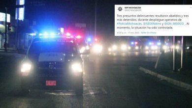 Photo of #Morelia 3 Delincuentes Muertos Y Otros 3 Heridos Saldo OFICIAL De Balacera En Misión Del Valle