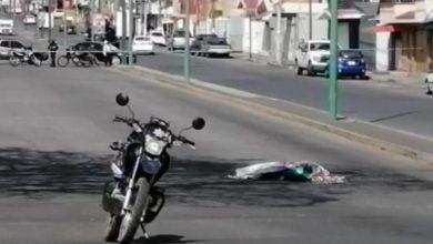 Photo of #UruapanViolenta A Tiros Matan A Limpiaparabrisas En Plena Calle