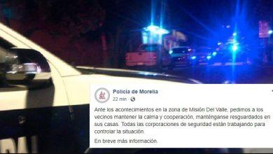 Photo of #Morelia Ayuntamiento Pide A Vecinos De Misión Del Valle Mantener La Calma Ante Balacera