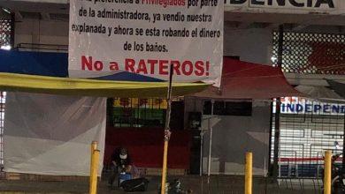 Photo of #Morelia Con Mantas Exigen Destitución De Administradora Del Mercado Independencia