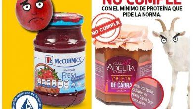 Photo of PROFECO Advierte De Marcas De Cajetas & Mermeladas