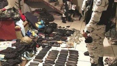 Photo of #Michoacán Guardia Nacional Apaña A 9 Presuntos Integrantes Del CJNG
