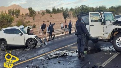 Photo of #Michoacán Chocan Jeep Y Mazda En La Siglo XXI, Deja Un Muerto Y Un Herido