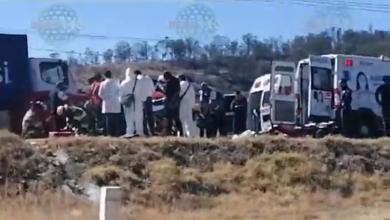 Photo of #Charo Muere Joven Tras Choque Contra Camión De La Pepsi, También Un Herido