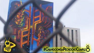 Photo of Inauguran Murales Más Grandes De México En Penal De Alto Impacto De Morelia