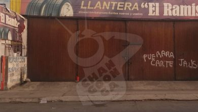 Photo of #Zamora Avientan Bombas Molotov A Negocio De Llantas Y Dejan Mensaje
