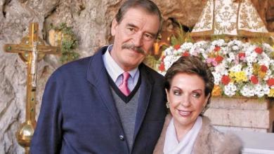 Photo of Martha Sahagún, Esposa De Fox, Niega Participación Ilegal Con Legionarios De Cristo