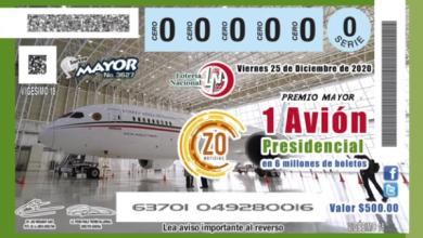 Photo of Memes Y Hasta La Cumbia Del Avión Le Hacen A AMLO Por Rifa De Aeronave