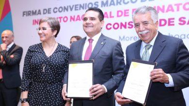 Photo of Michoacán, De Los Estados Con El Sistema De Salud Más Ordenados Del País: Gobernador