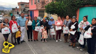 Photo of #Morelia Nicolaitas Reparten Ropa Y Zapatos A Familias De Escasos Recursos
