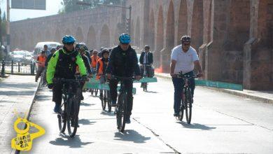 Photo of #Morelia Pondrán Carriles Con Prioridad Ciclista En 5 Vialidades De La Ciudad