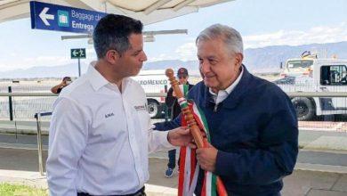 Photo of Gobernador De Oaxaca Asegura Ya Tienes Sus 500 Para Rifa De Avión Presidencial