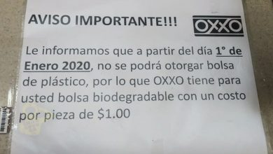 Photo of #Morelia Oxxo Ya No Entregarán Bolsas Pa Que Lleves La Tuya
