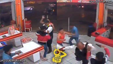 Photo of Policía Intenta Evitar Asalto En Cuernavaca, Pero Entre 3 Ladrones Lo Matan