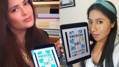 Photo of Salma Hayek Y Yalitza Aparicio Presumen Libro Considerado Como Racista