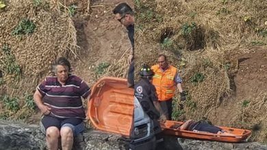 Photo of #Morelia Mujer Cae A Río Y Es Auxiliada Por Paramédicos Y Policías
