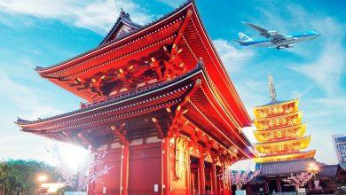 Photo of OMG! Aerolínea Regala 50 Mil Boletos Para Viajar A Japón