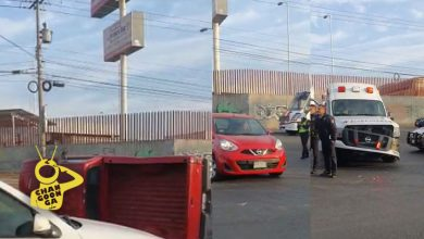 Photo of #Morelia Reportan Accidente Cerca A Salida Quiroga