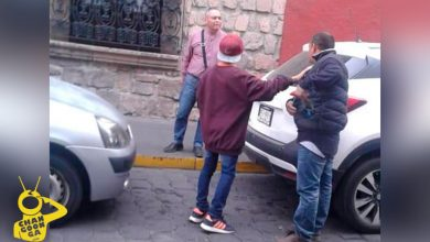 Photo of #Morelia Organización De Pasalagua Acusa A Diputado De Amenazar A Combiero Con Pistola