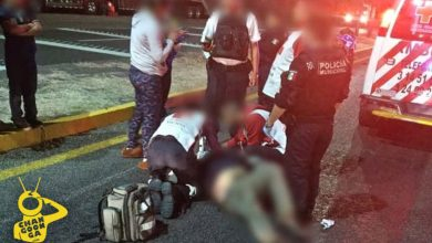 Photo of Se Accidenta Salvador En Su Moto Sobre La Madero Poniente De Morelia