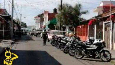 Photo of Vecinos Capturan A Roba Carros, Le Propinan Tremenda Paliza En Uruapan