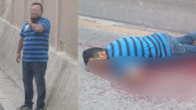 Photo of Mexicano Se Suicida Cortándose El Cuello En Cruce Fronterizo De Reynosa