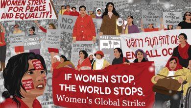Photo of Convocan A Huelga Mundial Femenina En 36 Países