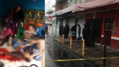 Photo of Fiscalía: De Los 9 Masacrados En Máquinitas De Uruapan Al Menos 4 Eran Menores De Edad