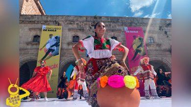 Photo of #MichoacánSeVive Estudiantes De Bachilleres Gozaron En Concurso De Baile En Morelia