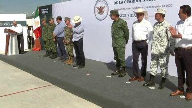 Photo of AMLO En Michoacán Da Las Gracias A Cárdenas Batel Por El Apoyo Que Le Ha Dado