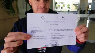Photo of #Video Aficionado Americanista Asiste A Donar Sangre Para Nicolás Castillo