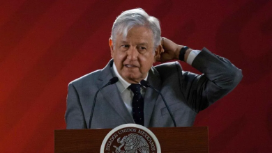 Photo of Amnistía Internacional Pide Cita Con AMLO Por Crisis De Derechos Humanos En México